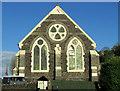 SS6229 : Old chapel, Swimbridge by Derek Harper