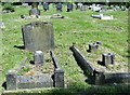 TG2408 : Graves in Section O by Evelyn Simak