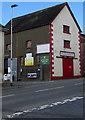 SN5747 : Former Mark Lane Mill, Bridge Street, Lampeter by Jaggery