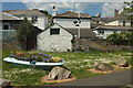 SX4252 : Houses at Millbrook by Derek Harper