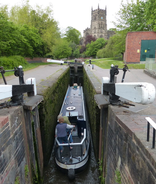 Kidderminster Lock No 6