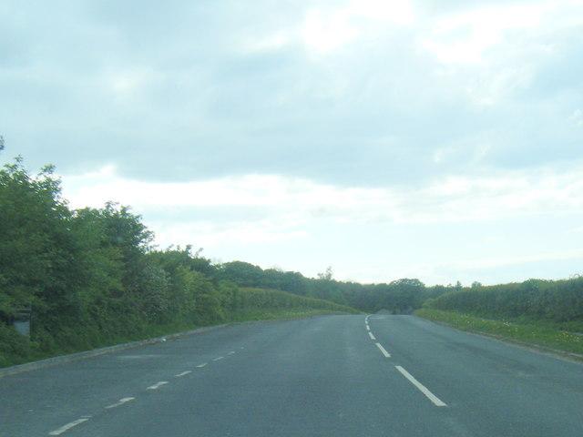 B6254 Kellet Road looking west