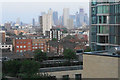 TQ3481 : Rooftop view over Whitechapel by Bill Boaden