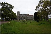 TG3609 : St Peter's Church, Lingwood by Ian S