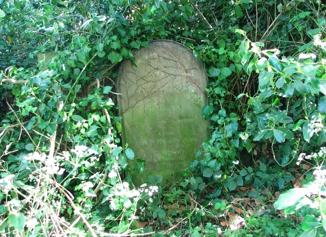 The grave of John Withers Dowson