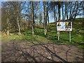 NS4984 : Beside Finnich Glen by Lairich Rig