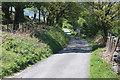 SO2206 : Church Lane, Cwm Tyleri by M J Roscoe