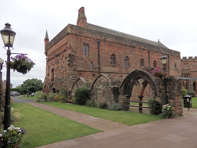 Fratry, Carlisle cathedral