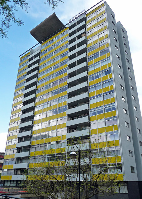 Great Arthur House, Goswell Road