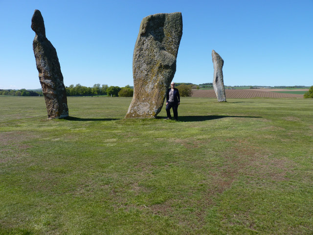 Lundin standing stones