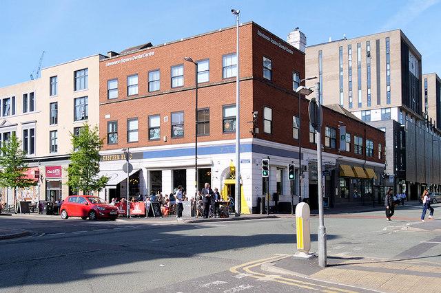 Stevenson Square Dental Centre and EASTƎRN BLOC