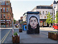SJ8498 : Street Art in Stevenson Square by David Dixon