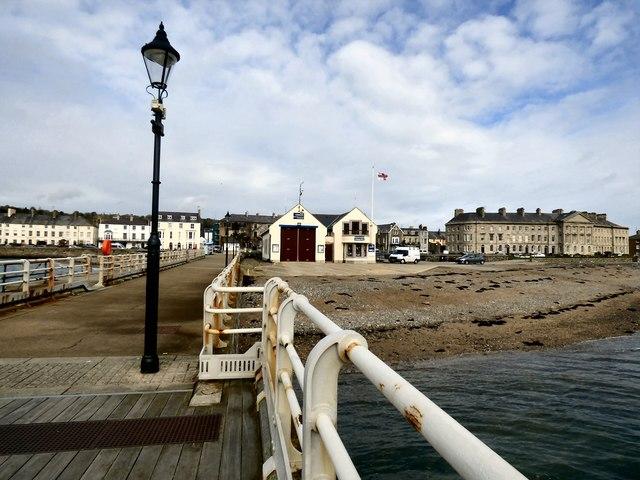 Beaumaris Lifeboat Station