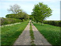 TL1026 : Wardswood Lane, Lilley by Humphrey Bolton