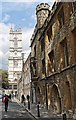 TQ2979 : Westminster Abbey from Dean's Yard by PAUL FARMER
