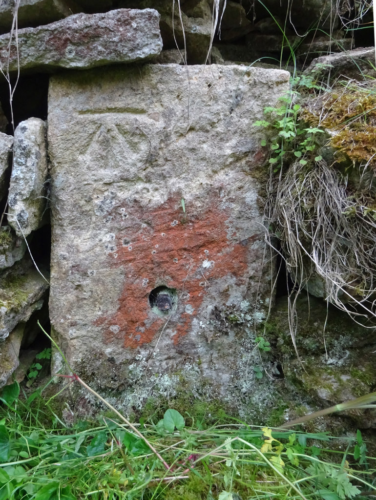COATESFIELD QUARRY, (plus OS Bench Mark)
