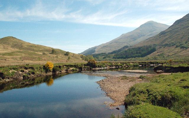 The River Fillan