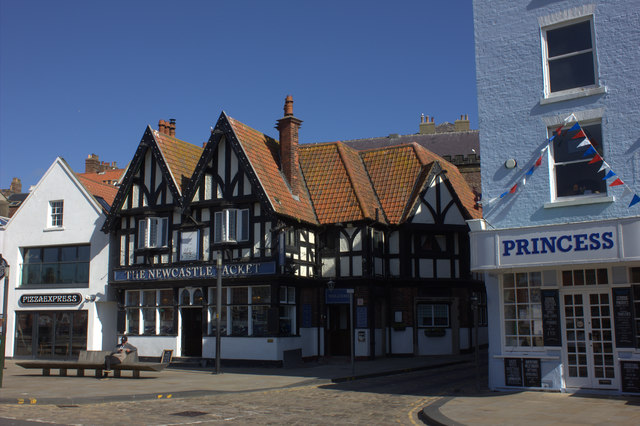 The Newcastle Packet Robert Eva Geograph Britain And