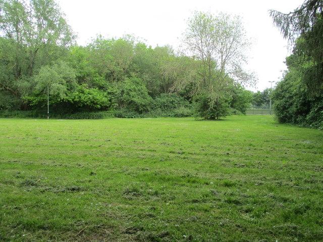 Field in KGV, Effingham