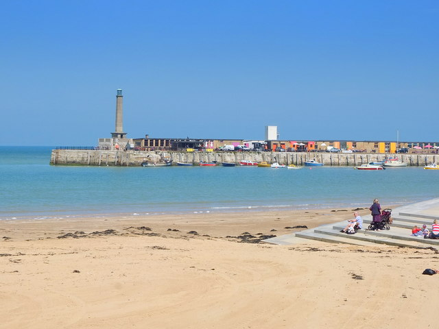 Harbour and Pier at Margate