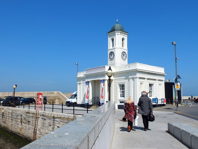 Margate Pier and Harbour Company Building