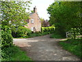 TL1126 : The end of West Street, Lilley by Humphrey Bolton