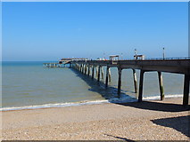 TR3752 : Deal Pier by Gary Rogers