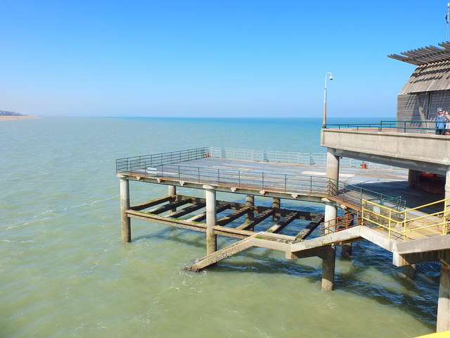 Northern End of Deal Pier