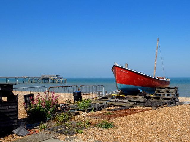 Beach Boat Yard, Beach Street, Deal