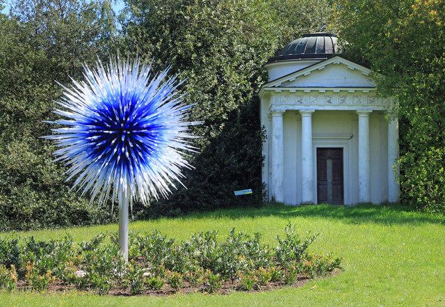 Sapphire Star, Kew Gardens