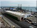 TR3864 : Fugro 'Excalibur', Ramsgate harbour by John Baker