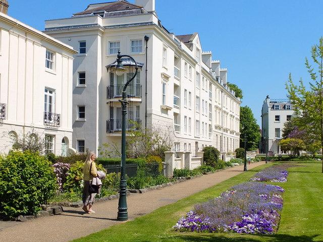 Dane John Gardens, Canterbury
