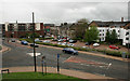 NS8892 : Mill Road Car Park, Alloa by Richard Sutcliffe