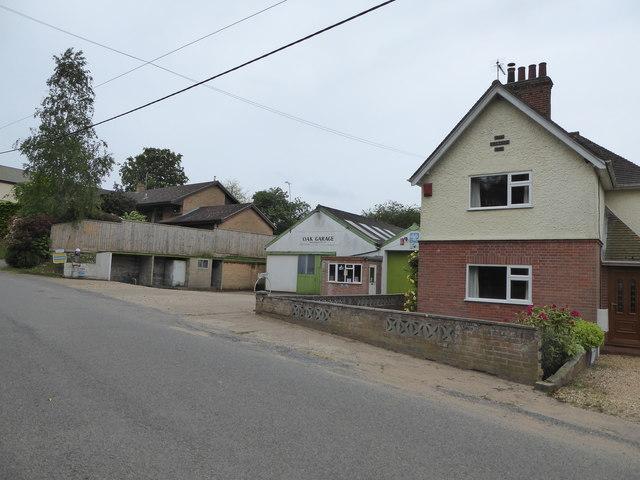 Oak Garage, Waldringfield