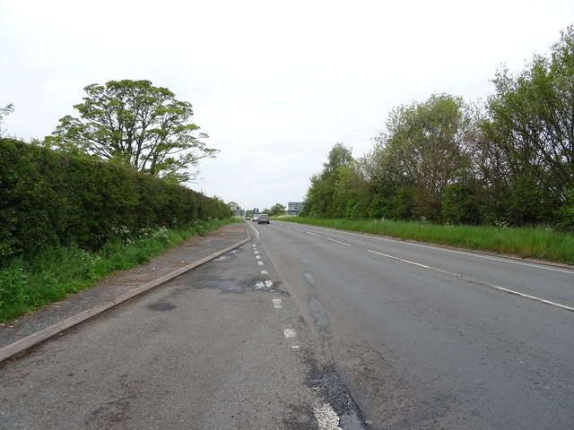 A41 towards Whitchurch