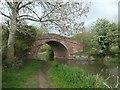 SP5997 : Pochin's Bridge [no 91] from the south by Christine Johnstone
