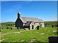 SH3187 : St Maethlu's Church, Llanfaethlu by Jeff Buck