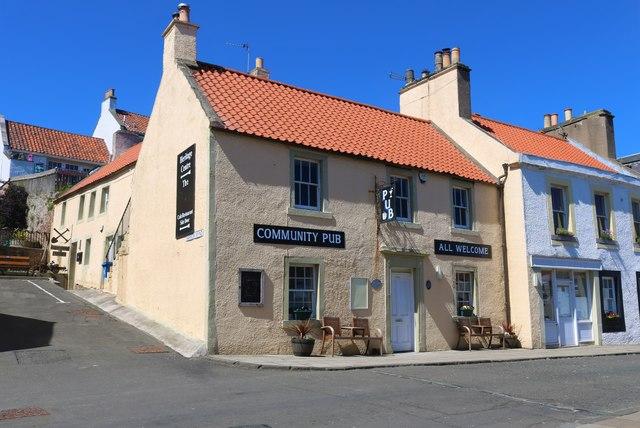 Community Pub, West Wemyss