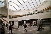 SP0686 : Concourse, Birmingham New Street railway station by Mark Anderson