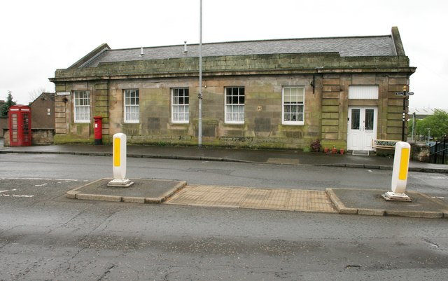 Former General Post Office on Bedford Place, Alloa