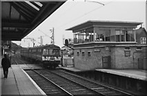 NS3881 : Balloch Central Station, 1965 by Alan Murray-Rust