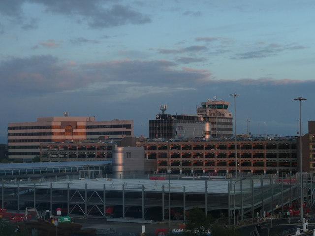 Manchester Airport Terminals 1 & 3