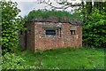 ST2015 : RAF Culmhead (aka RAF Church Stanton): a tour of a WW2 airfield - Pillbox 522 Tricky Warren Lane (11) by Mike Searle