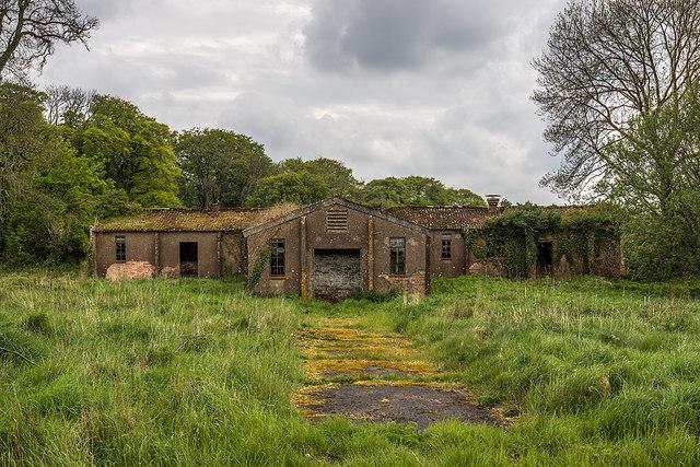 RAF Culmhead (aka RAF Church Stanton): a tour of a WW2 airfield - Flight Office 200 (16)