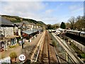 SH7956 :  Betws-y-Coed station by Gerald England