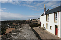 NO5603 : The White House, Anstruther Wester by Richard Sutcliffe