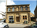 SE0238 : Former Co-operative store, Commercial Street, Oakworth by Stephen Craven