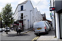 C4316 : Fountain Street, Derry / Londonderry by Kenneth  Allen