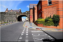 C4316 : London Street, Derry / Londonderry by Kenneth  Allen