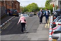 C4316 : Kennedy Street, Derry / Londonderry by Kenneth  Allen